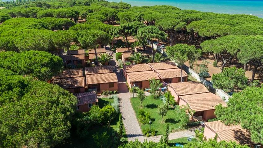 Villaggio turistico Argentario Camping Village