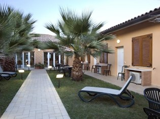 Hotel Le Palme Orbetello