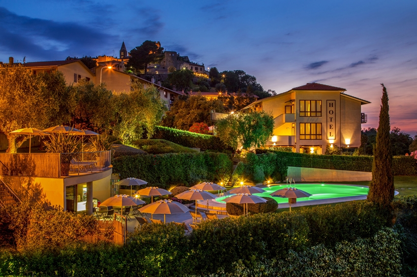Hotel-Residence Valle del Buttero