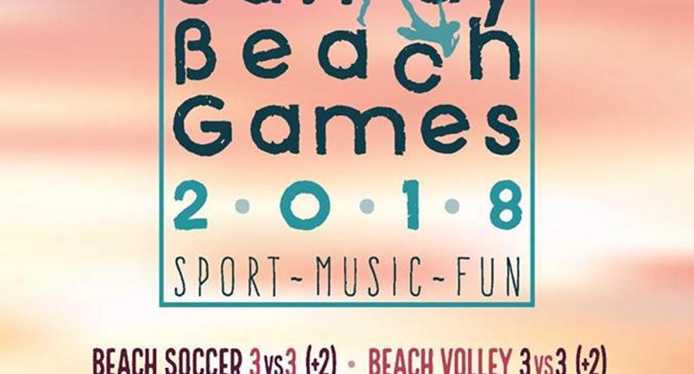 SANDY BEACH GAMES 2018 // Spiaggia della Giannella