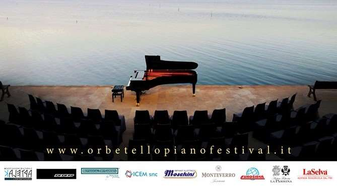 ORBETELLO PIANO FESTIVAL 2018