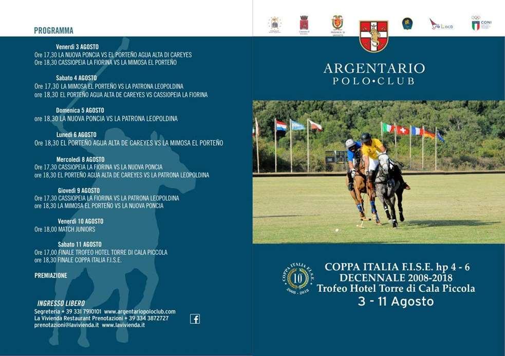 ARGENTARIO POLO CLUB