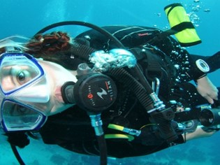 Diving all'Argentario