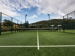 Padel and Tennis in Tuscany