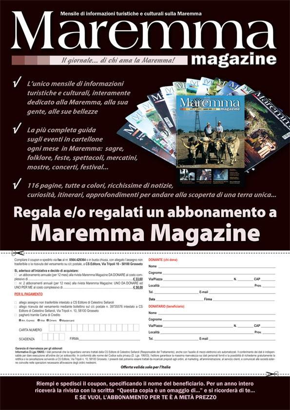 Services Maremma Magazine