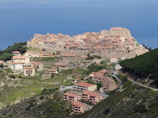 The villages of the Argentario