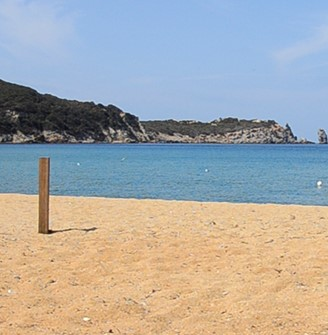Spiaggia del Campese